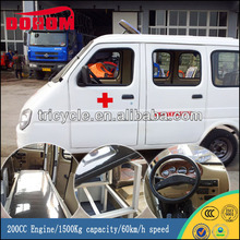 Mini Truck 1 Cylinder 4 Stroke Cheap Ambulance
