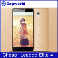 Leagoo Cheapest Original Leagoo Elite 4 Android 5.1 LTE FDD Quad Core Dual Sims 2400mAh Smart phone