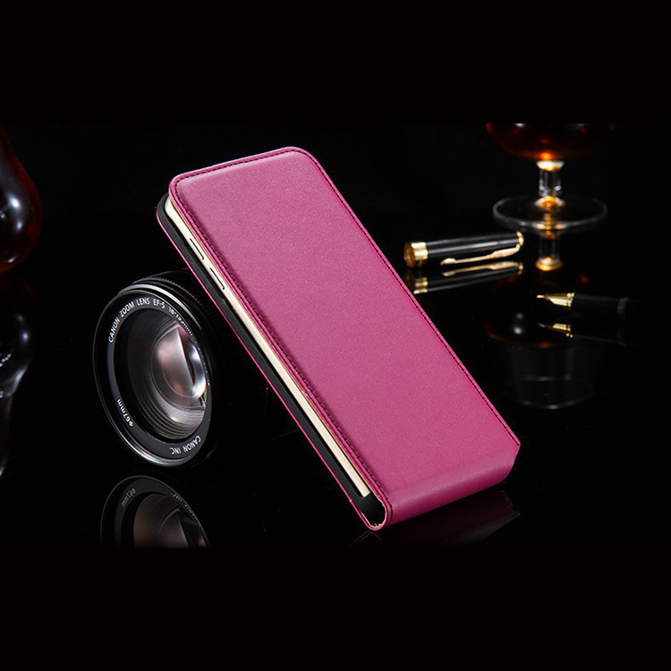 For iphone 7 Plus Case Leather Flip Cover Wallet with Magnetic Buckle