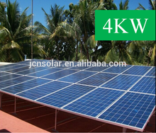 Hot Sale 250W Mono/Poly Solar Panels With Built In Inverters For 2KW 3KW 4KW PV System