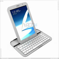 tablet 8inch bluetooth keyboard for samsung galaxy note 8.0 N5100 P-SAMNOTE80BLUEKB001