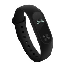 Genuine Original Mi Band 2 With 4.0 Bracelet Mi Band2 Wrist Strap Fitness Smart Wristbands