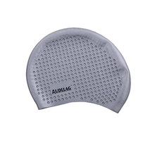 Waterproof silicone bubble swimming caps for personal design