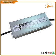 2700ma led flood light driver 90w waterproof constant current type with ce rohs saa ctick approved