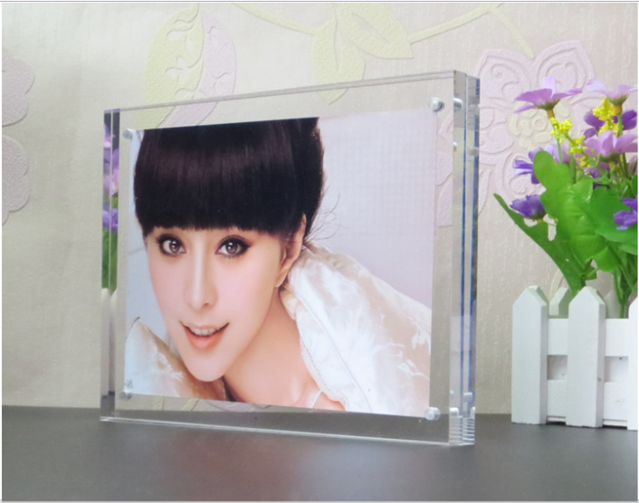 open hot sexy girl photo or photo picture frame,2016 new style acrylic photofunia photo frame