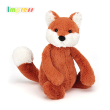 Customized design plush stuffed toy stuffed fox toy