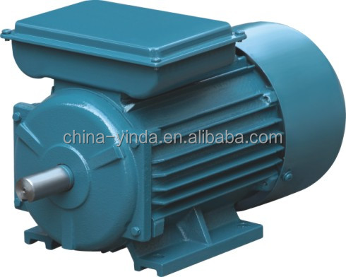 Single Phase Ac Electric Motor 7.5hp,220 Volt Ac Electric Motor