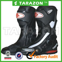 Chinese fashionable and lightweight motorcycle sport riding boots