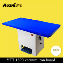 Aozhi vaccum ironing board laundry steam ironing table