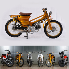 Euro4 approved cheap price mini gasoline street bike 125cc motorcycle for sale