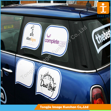 durable car window decal