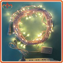 Quality Christmas decoration led string lights solar