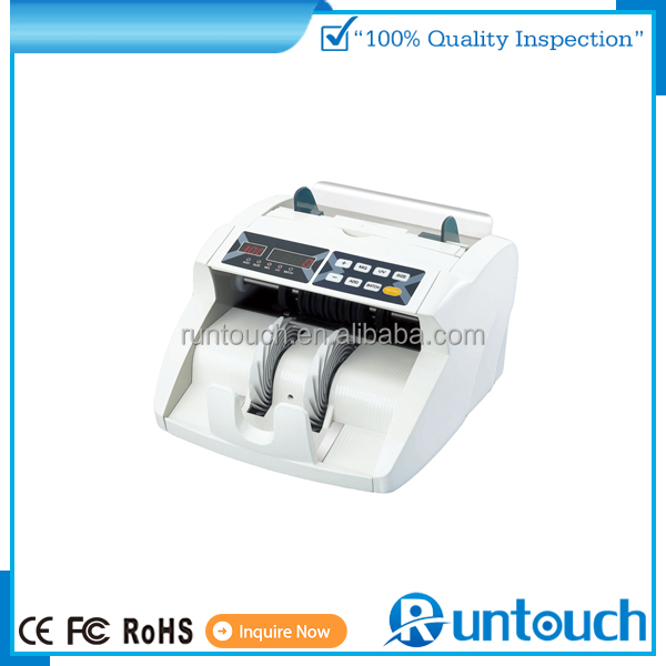 Runtouch POS bank note counting machine