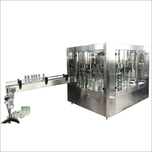 Water Bottling Plant filling machine bottled drinking water plant