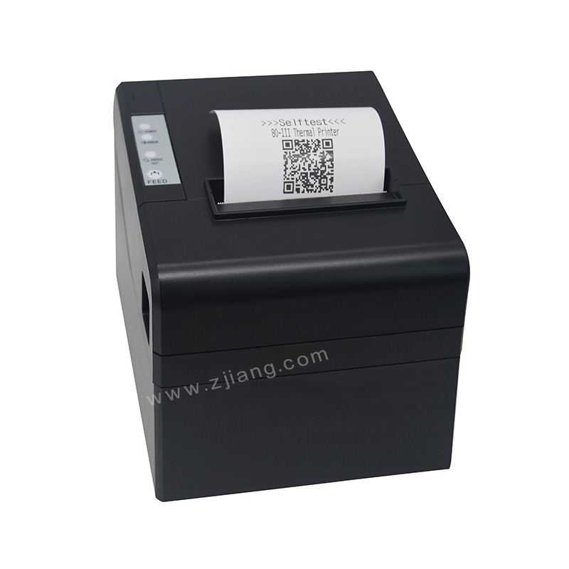 ZJ-8330 Best price pos receipt thermal printer 80 mm with pos-80-c printer drivers