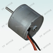 household electric fan motor