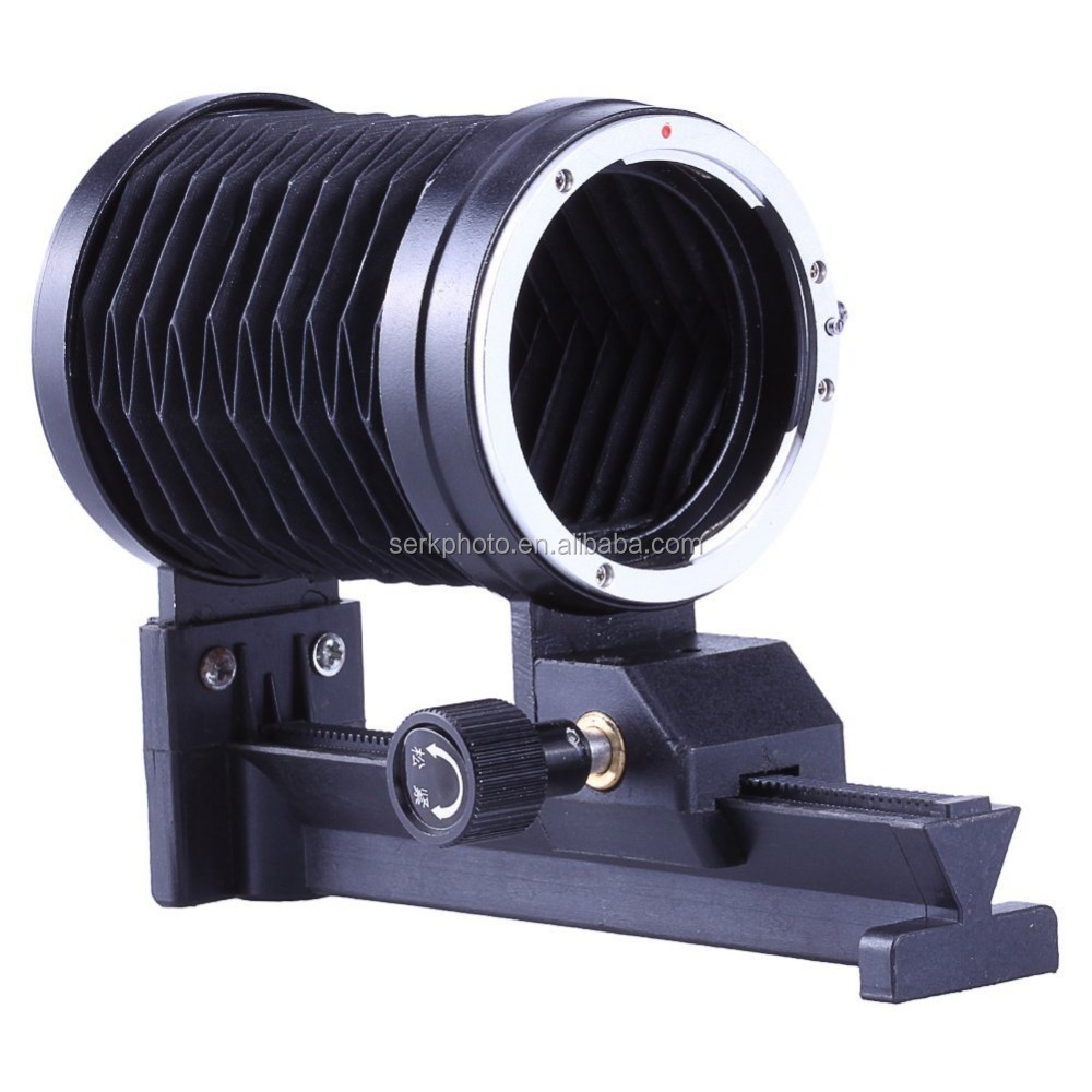 macro extension bellows tube for F mount dogital camera D4 D600 D800 D3200 D5100