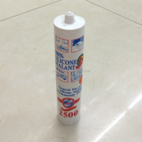 Hot sale factory price 280ml adhesive sealing silicone sealant for glass