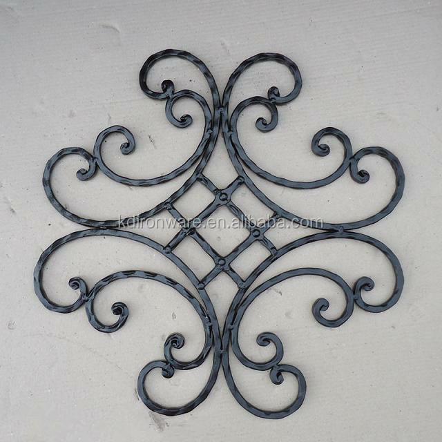 Ornamental wrought iron scroll patterns buy