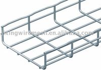 wire basket cable tray/mesh cable tray