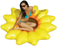 Swimline Sunflower Float/Pool Floating Toys/Cheap Inflatable Swim Seat For Womenand Girls