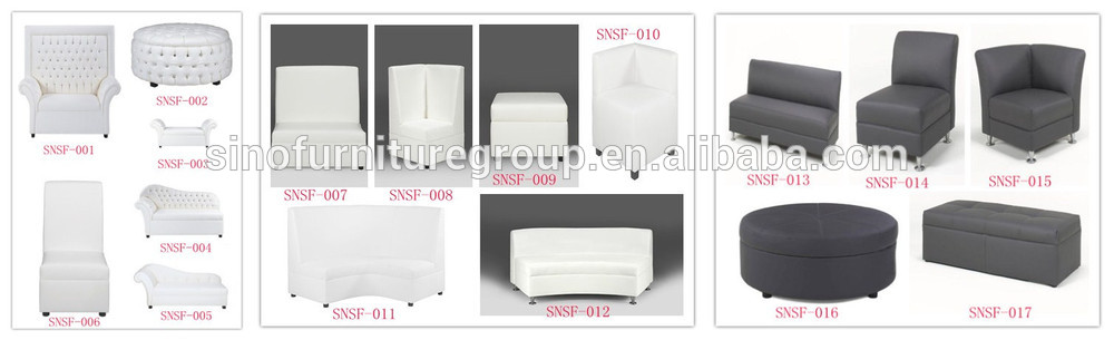 Newest coco commercial modular lounge sofa seating furniture