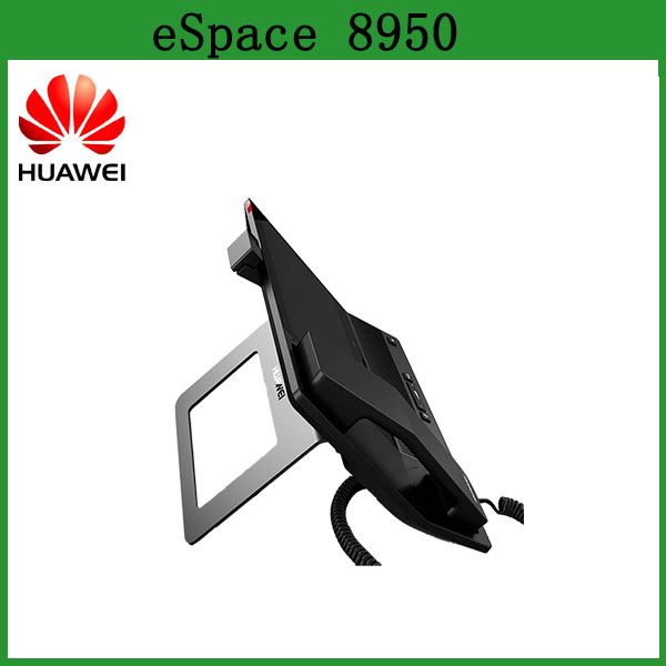 Huawei espace 8950 Android WIFI SIP Desk Video Door Phone For Conference