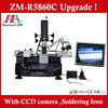 ZM-R5860C heating systems /SMD mounting machine / PS 3 repair tools with camera