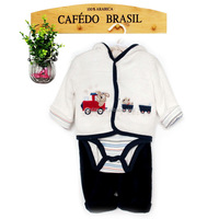 2016 Good Quality baby sets gifts clothes baby fleece romper sets