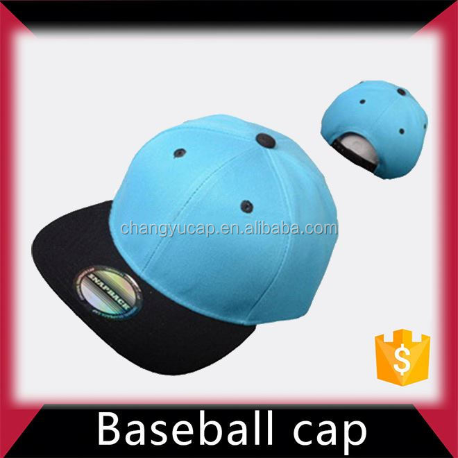 Horse embroidery promotional denim baseball cap