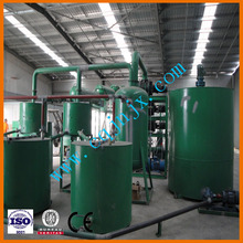 china ZSA-2 used oil recycling machine/waste oil purification plant/oil reclaiming equipment