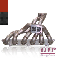 SCH40 EXHAUST MANIFOLD For TOYOTA SUPRA MA70 JZA70 86-93 7MGTE