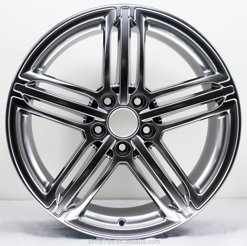 20 inch aftermarket/replica chrome alloy car wheel rims