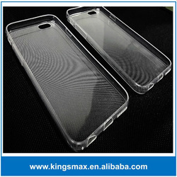 Wholesale TPU case for iphone 6 silicone case transparent ,cover for iphone 6 TPU , for iphone 6 plus tpu case 0.3mm