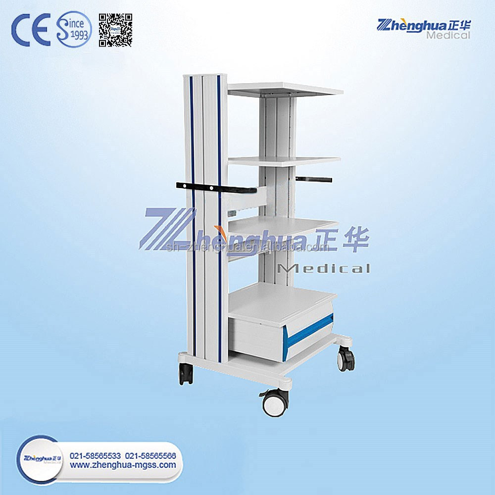 Trolley For Hospital Endoscopy Room