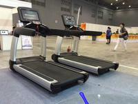 Sports fitness equipment China Super wide running belt commercial treadmill