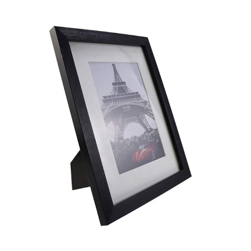 Promo high quality 8*10 souvenir photo picture frame set