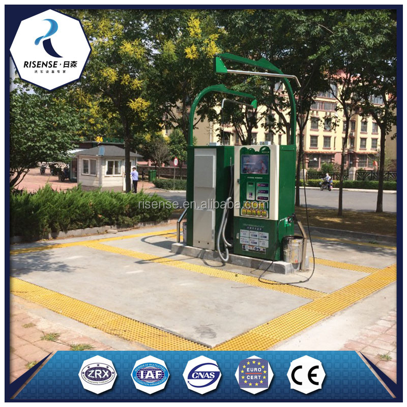 Car Wash Service Station, Self Service Car Wash System For Sale