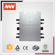 Grid tie solar micro inverter WVC1200W with 24-hour monitoring function power microinverter
