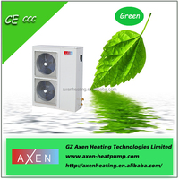 Dc inverter high efficiency air water heat pump
