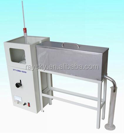 Distillation tester for petroleum products ASTM D86