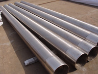 Stainless steel Johnson screen/water well filter pipe