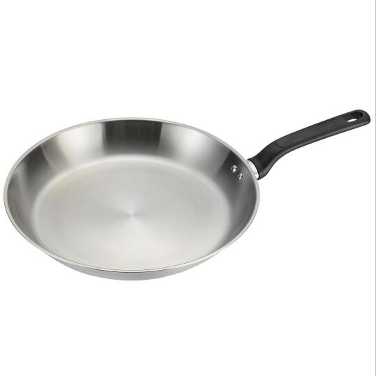 Stainless Steel Dishwasher Safe 10-inch Nonstick Skillet