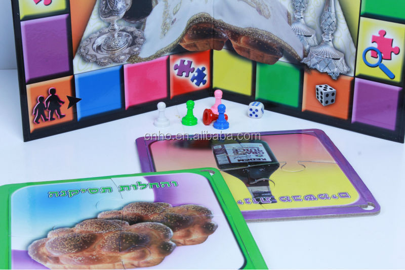 customer board game manufacturer/board game printing service