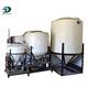 B100 Grade biodiesel production machine/biodiesel making plant