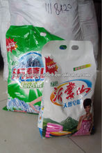 Detergent Raw Materials Usage biological washing powder