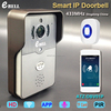 ATZ eBELL HD WiFi Interphone Video Intercom Handset Indoor Phone with 433MHz Inside Dingdong Chime