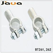 One - Pair Positive & Negative Brass Battery Terminal Tin Plated Battery Terminal