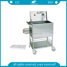 AG-SS056 CE & ISO approved push trolley