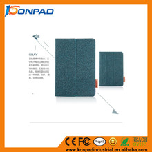 folio hand strap cotton cloth phone Case for iPad 2/3/4/air/air 2 / pro 9.7 Tablet case with card slot tablet case